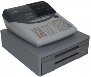 CASIO FE-5000 @ FISCAL CASH REGISTER