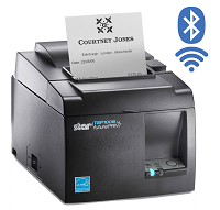 TSP-100 BLUETOOTH THERMAL PRINTER