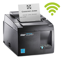 TSP-100 WIRELESS THERMAL PRINTER