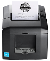 TSP-650II MULTI-CONNECTIVITY THERMAL PRINTER