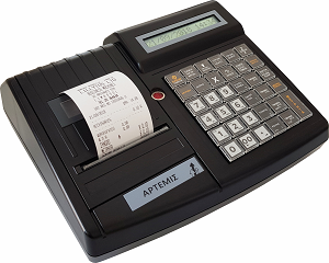 ARTEMIS @ FISCAL CASH REGISTER