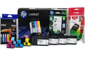 Inks, Toners, Consumables